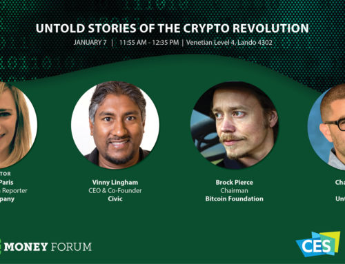 Untold Stories of the Crypto Revolution