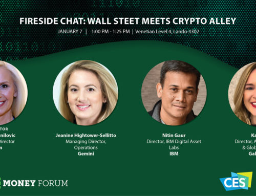 Fireside Chat: Wall Steet Meets Crypto Alley